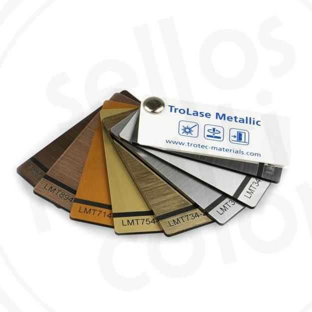 Bicapa Trolase Metallic
